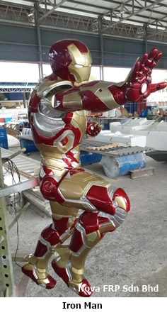frp iron man