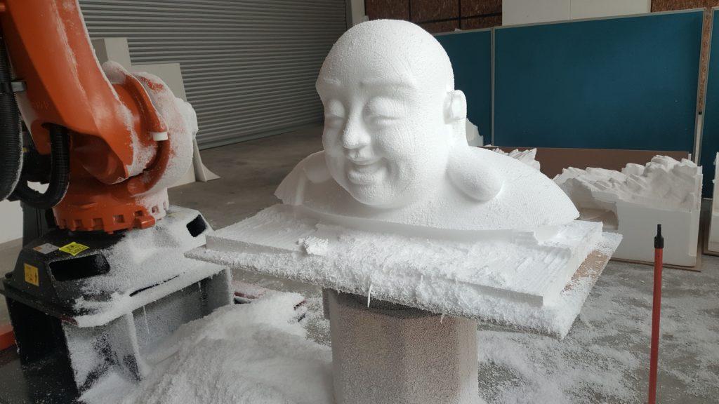 cnc sculpture